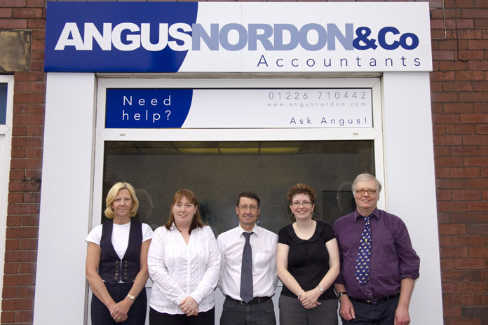 Accountants in Barnsley